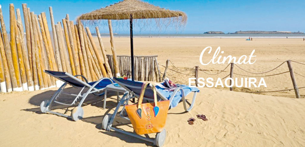 Climat plage essaouira maroc