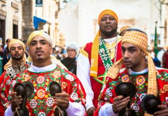 festival gnaoua Essaouira Maroc