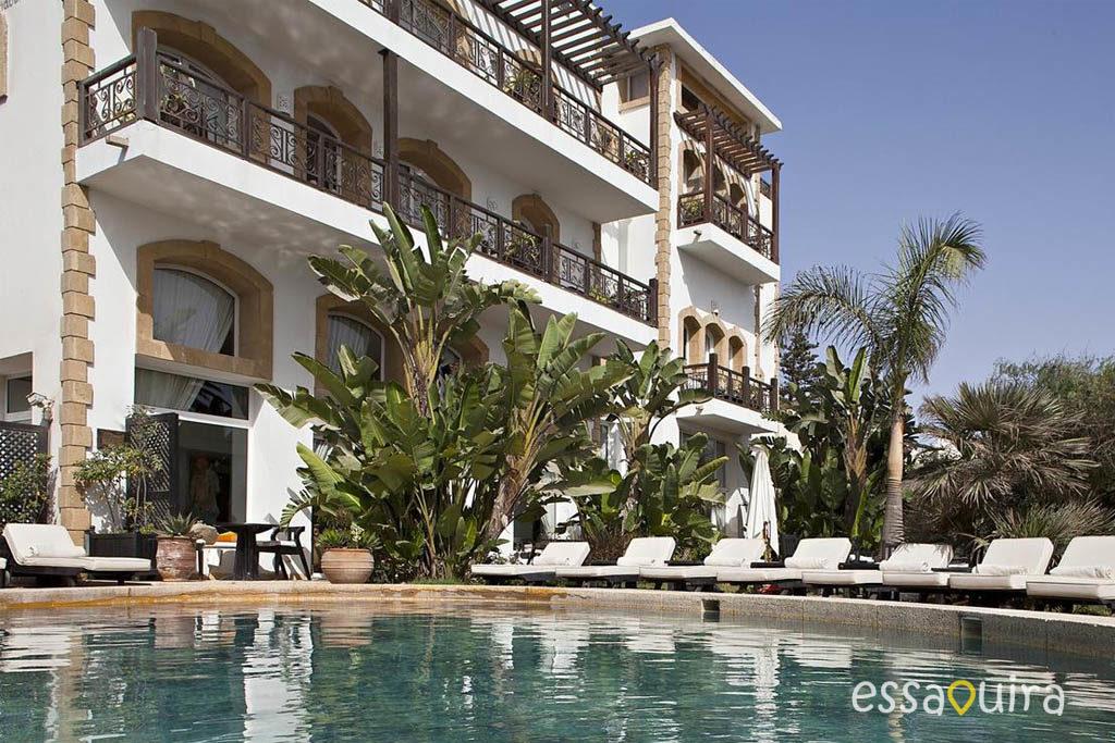 hebergement hotel ou dormir Essaouira