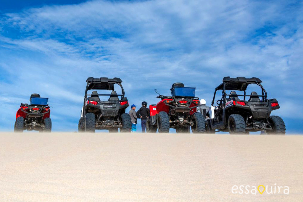 Loisir quad Essaouira Maroc