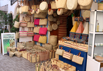 Photos boutique souk Essaouira