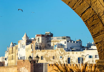 Photos medina Essaouira Maroc