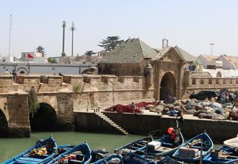 Photos port Essaouira