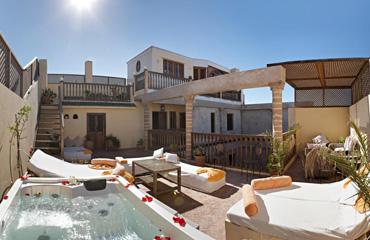 Riad avec piscine Essaouira