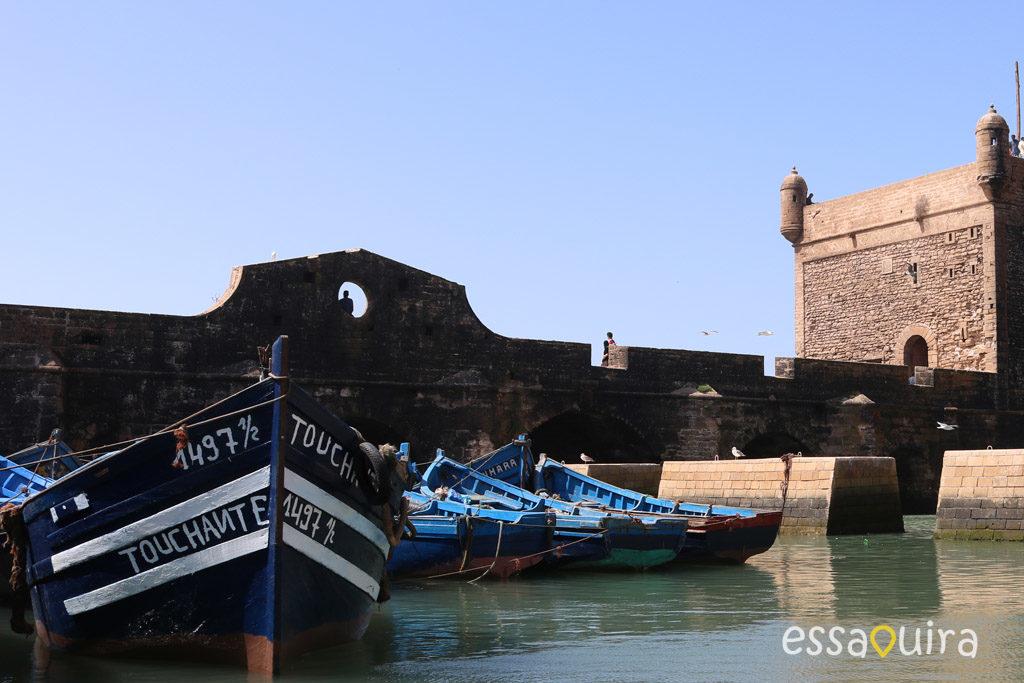 Photo port ville Essaouira
