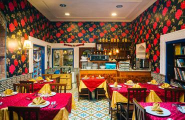 Restaurant a la medina essaouira