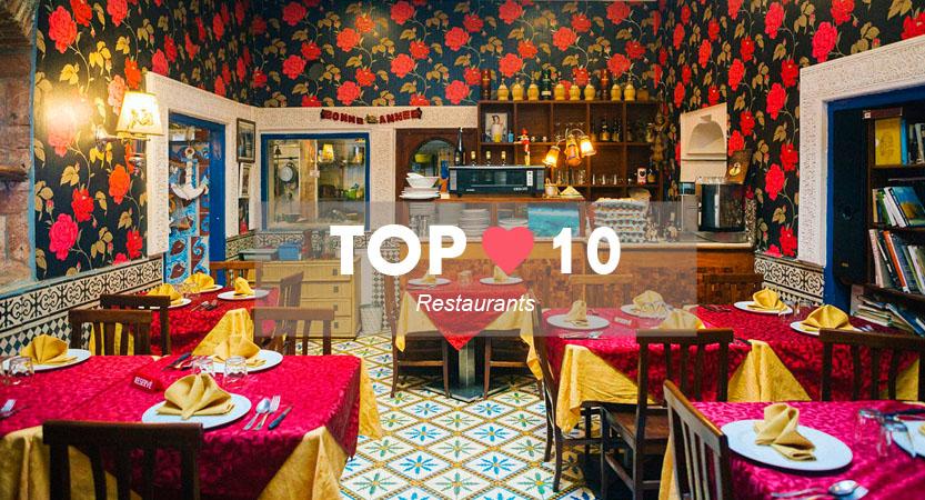 Top meilleur restaurant Essaouira Maroc