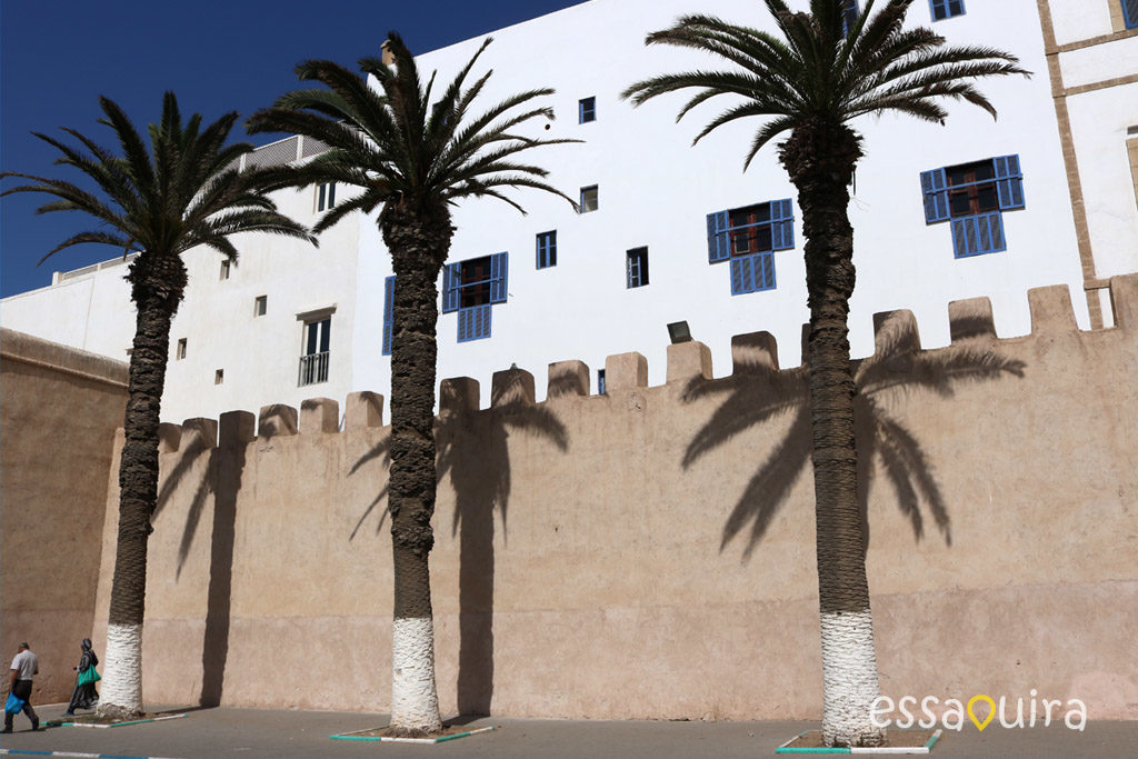 Photo rempart Essaouira Maroc