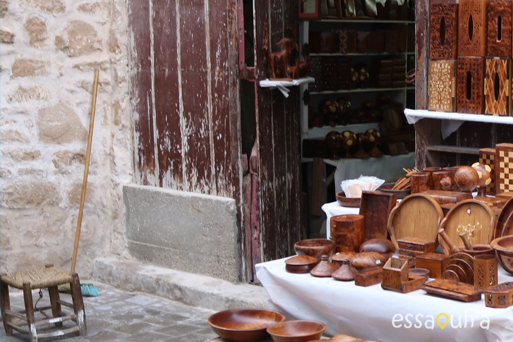 Photo souk Essaouira