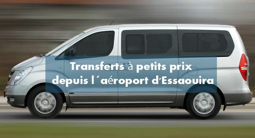 Navette transfert aéroport Essaouira