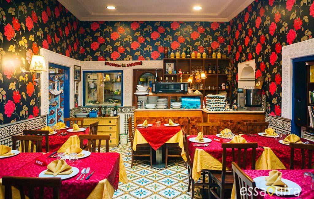 Restaurant medina Essaouira