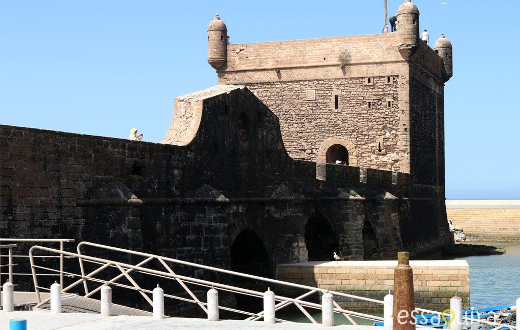 skala sqala port Essaouira